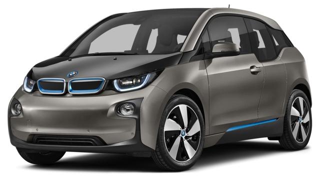 2014 BMW i3 Lee's Summit, MO WBY1Z4C53EVX62773
