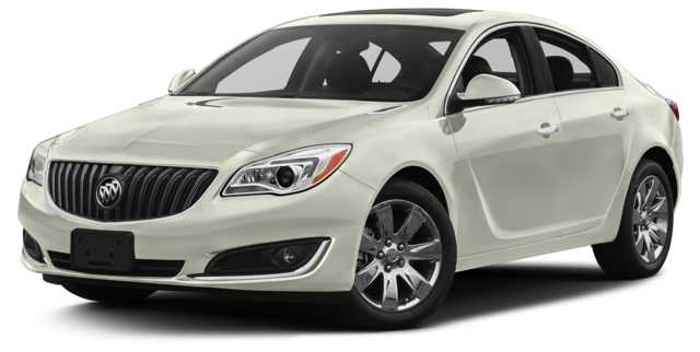 2017 Buick Regal Anderson, IN 2G4GL5EX8H9123437