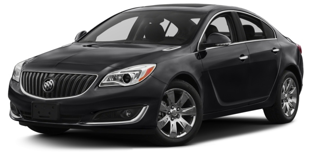 2017 Buick Regal Anderson, IN 2G4GL5EX9H9184831
