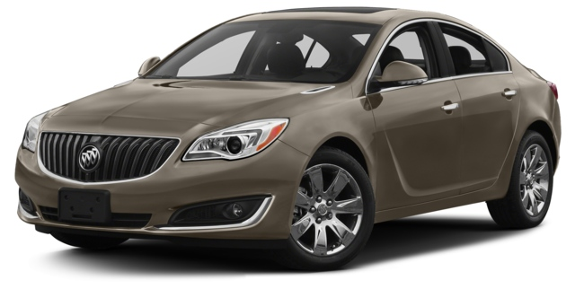 2017 Buick Regal Anderson, IN 2G4GL5EX2H9178420