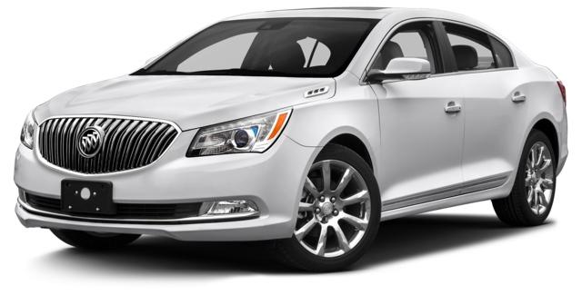 2016 Buick LaCrosse Morrow 1G4GA5G31GF225491