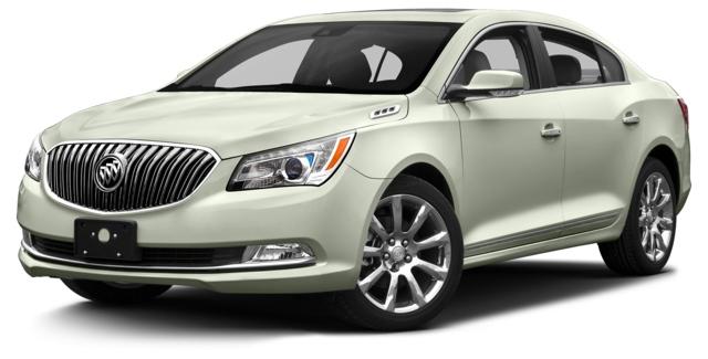 2016 Buick LaCrosse Morrow 1G4G45G3XGF235363