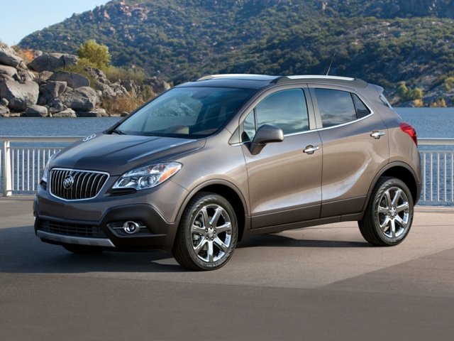 2014 Buick Encore Lee's Summit, MO KL4CJFSB3EB655822