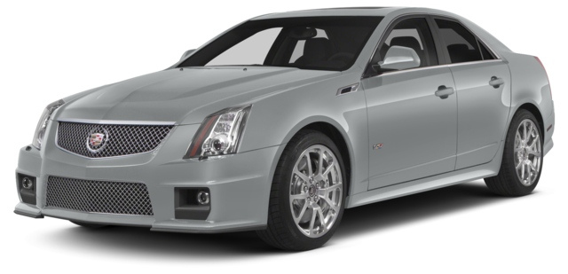 2014 Cadillac CTS-V Lee's Summit, MO 1G6DV5EP2E0109639