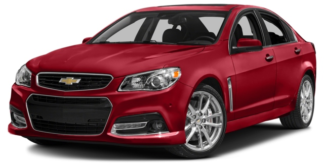 2014 Chevrolet SS Lee's Summit, MO 6G3F15RWXEL946983