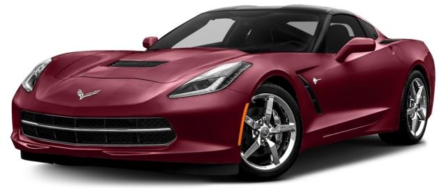 2017 Chevrolet Corvette Lansing, IL 1G1YD2D77H5115888
