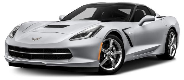 2017 Chevrolet Corvette Lansing, IL 1G1YB2D75H5115085
