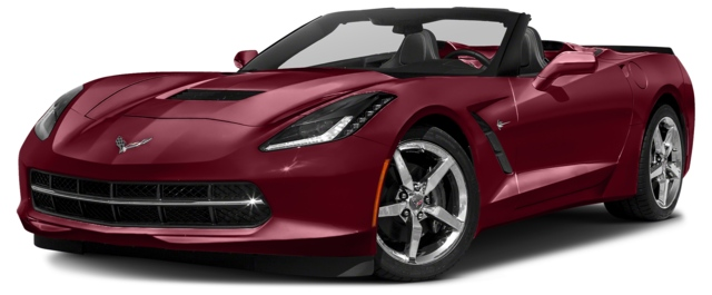 2017 Chevrolet Corvette Highland, IN 1G1YD3D71H5111289