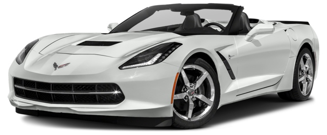 2016 Chevrolet Corvette Frankfort, IL and Lansing, IL 1G1YD3D7XG5125271
