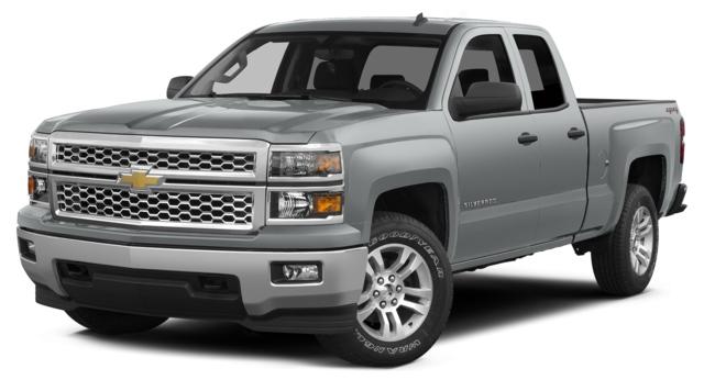 2015 Chevrolet Silverado 1500 Duluth, MN 1GCVKREC2FZ314776
