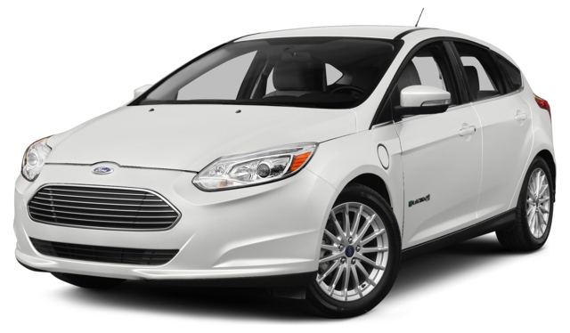 2014 Ford Focus Electric Lee's Summit, MO 1FADP3R41EL360376