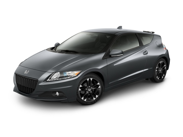 2014 Honda CR-Z Lee's Summit, MO JHMZF1D63ES003219