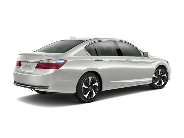 2014 Honda Accord Plug-In Hybrid Lee's Summit, MO JHMCR5F71EC000842