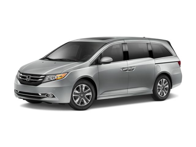 2017 Honda Odyssey Laredo, TX 5FNRL5H91HB002304