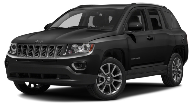 2016 Jeep Compass Eagle Pass, TX 1C4NJCBA8GD574519