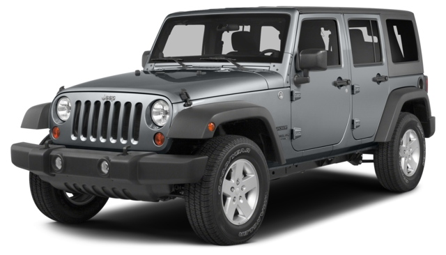 2014 Jeep Wrangler Unlimited Lee's Summit, MO 1C4BJWDG8EL260913