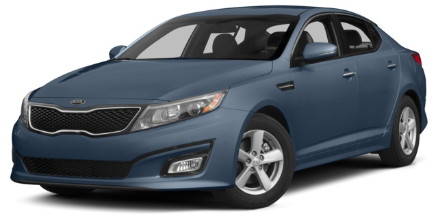 2015 Kia Optima Milwaukee, WI 5XXGM4A74FG487197