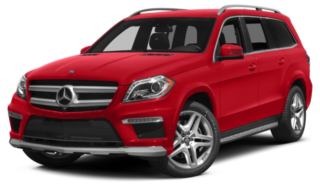 2014 Mercedes-Benz GL350 BlueTEC Lee's Summit, MO 4JGDF2EE3EA440243