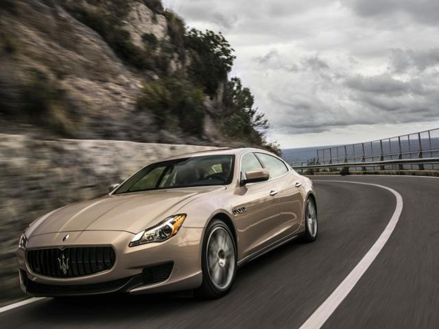 2017 Maserati Quattroporte Indianapolis, IN ZAM56RRL4H1203481