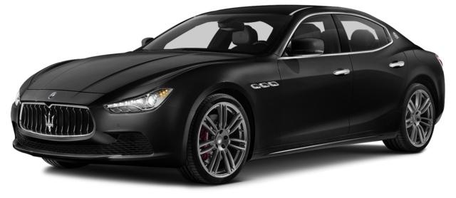 2017 Maserati Ghibli Houston ZAM57RSLXH1225301