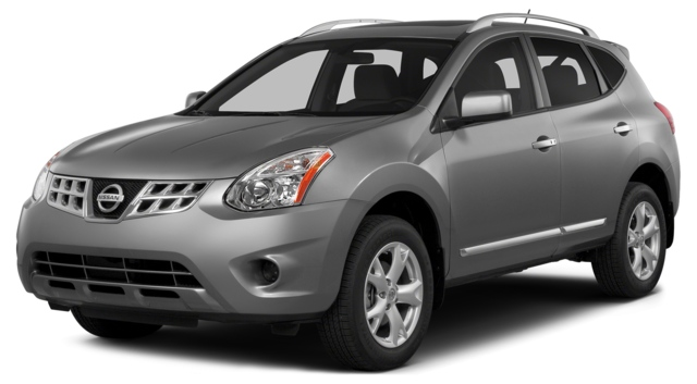 2014 Nissan Rogue Select Lee's Summit, MO JN8AS5MVXEW203763