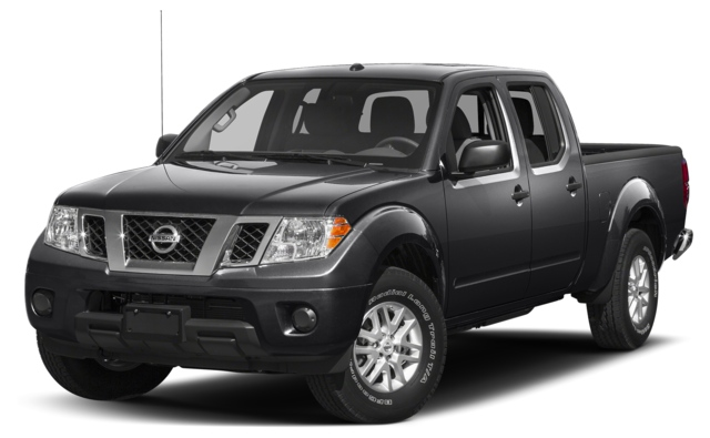 2016 Nissan Frontier Pikeville, KY 1N6AD0EV8GN743660