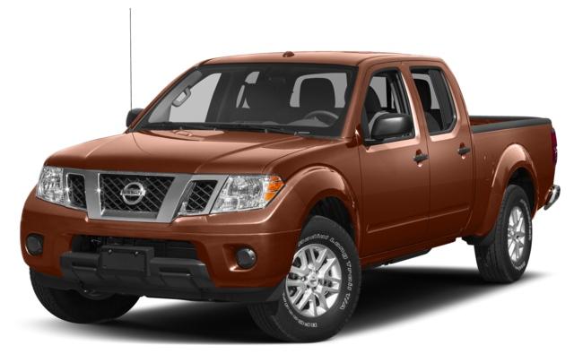 2017 Nissan Frontier Nashville, TN 1N6DD0ER5HN741737