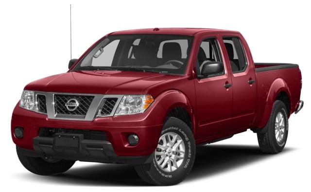 2017 Nissan Frontier Nashville, TN 1N6DD0ER0HN712503