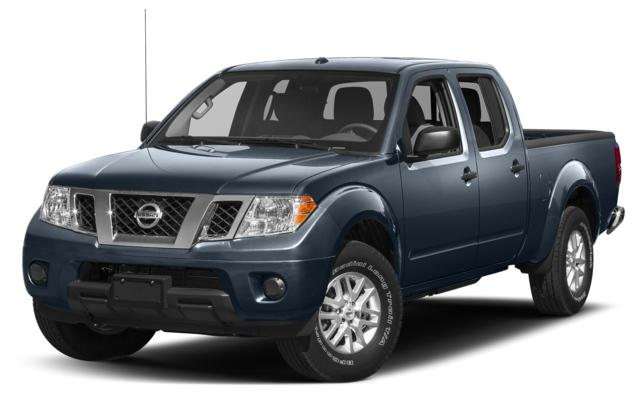 2017 Nissan Frontier Columbia, KY 1N6DD0ER3HN714701