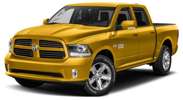 2016 RAM 1500 Chicago, IL 1C6RR7MT2GS315799