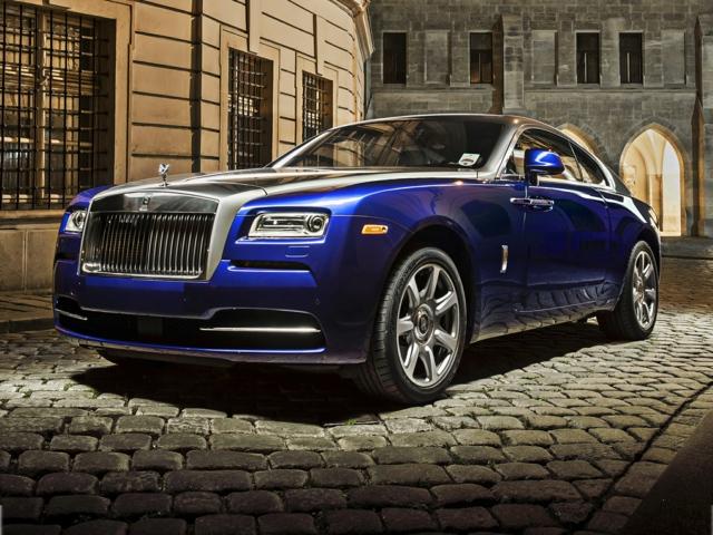 2017 Rolls-Royce Wraith San Jose, CA SCA665C55HUX86760