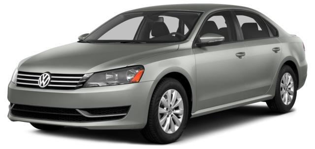 2014 Volkswagen Passat Laredo, TX 1VWBH7A35EC002719