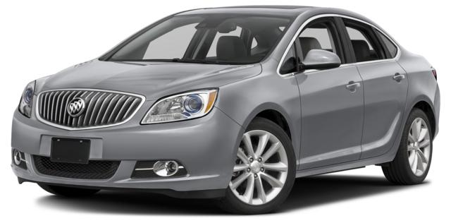 2016 Buick Verano Morrow 1G4PP5SK3G4130567
