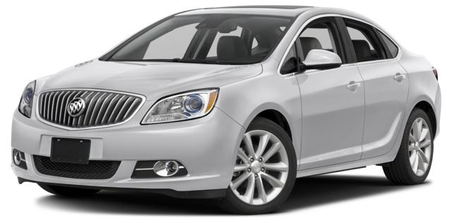 2016 Buick Verano Morrow 1G4PW5SK3G4174765