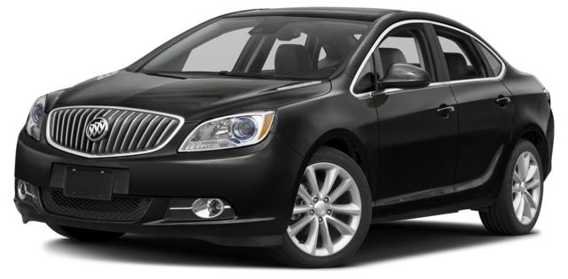2016 Buick Verano Morrow 1G4PP5SK1G4164894