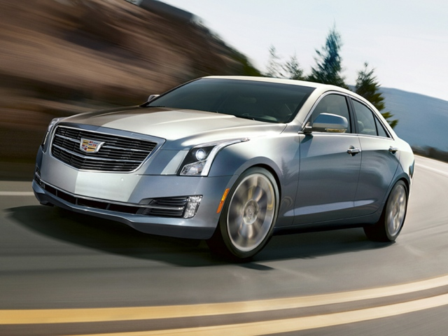 2017 Cadillac ATS Venice 1G6AB5SX5H0153896