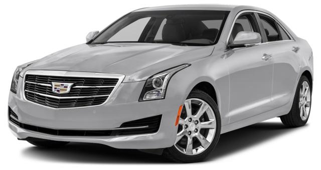2017 Cadillac ATS Milwaukee, WI 1G6AG5RX4H0152455