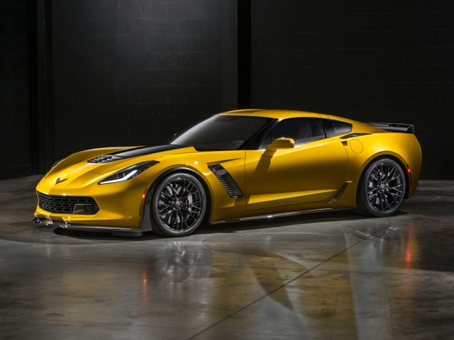 2017 Chevrolet Corvette Everett, WA 1G1YR2D63H5600909
