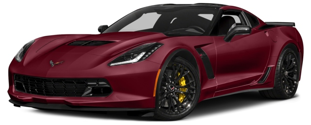 2017 Chevrolet Corvette Frankfort, IL and Lansing, IL 1G1YU2D62H5603069