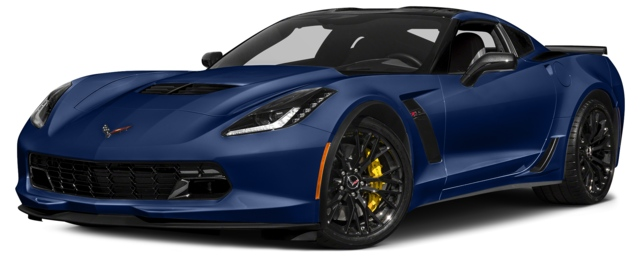 2017 Chevrolet Corvette Frankfort, IL and Lansing, IL 1G1YP2D65H5600674