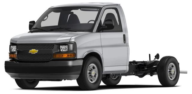 2017 Chevrolet Express Cutaway Highland, IN 1GB0GRFG7H1107593