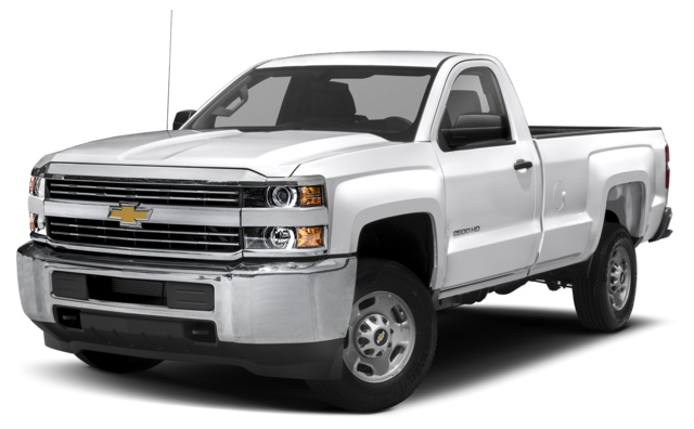2017 Chevrolet Silverado 2500HD Arlington, MA 1GB0KUEG8HZ214737