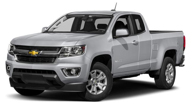 2017 Chevrolet Colorado Duluth, MN 1GCHTCEN1H1301236