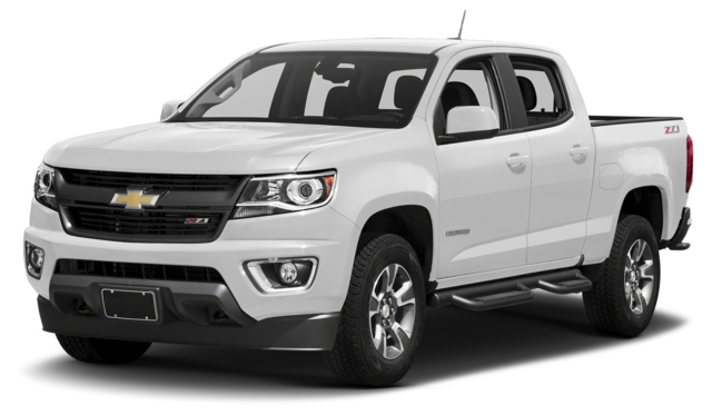 2017 Chevrolet Colorado Highland, IN 1GCGTDEN7H1205080