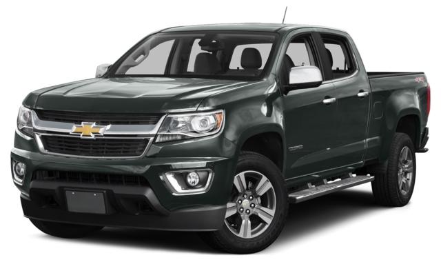 2017 Chevrolet Colorado Highland, IN 1GCGTCEN4H1173103