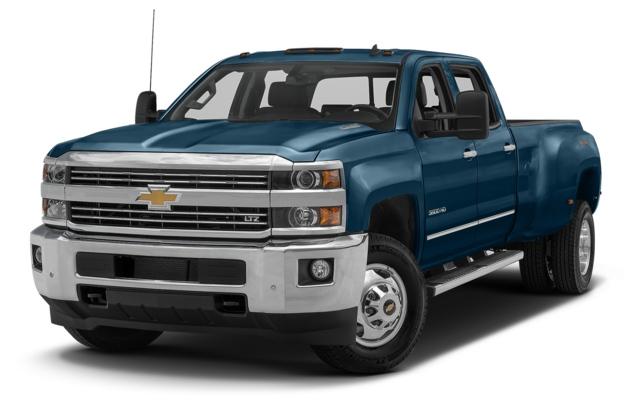 2017 Chevrolet Silverado 3500HD Lansing, IL 1GC4K0EY7HF141568