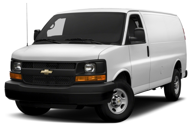 2017 Chevrolet Express 2500 Frankfort, IL and Lansing, IL 1GCWGAFF7H1154816
