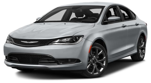 2016 Chrysler 200 Dover, OH 1C3CCCBG7GN122601