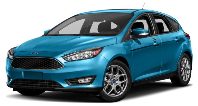2017 Ford Focus Los Angeles, CA 1FADP3K23HL206085