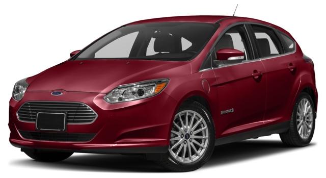 2017 Ford Focus Electric Carlsbad, CA 1FADP3R45HL290515
